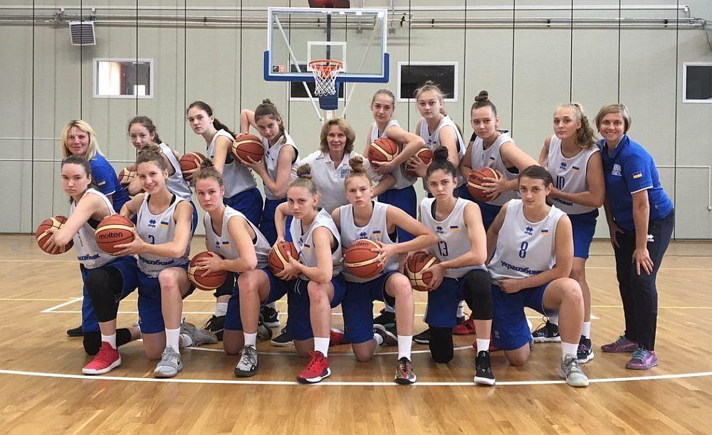 Жіноча збірна України U-16 поступилася у спарингу Білорусі