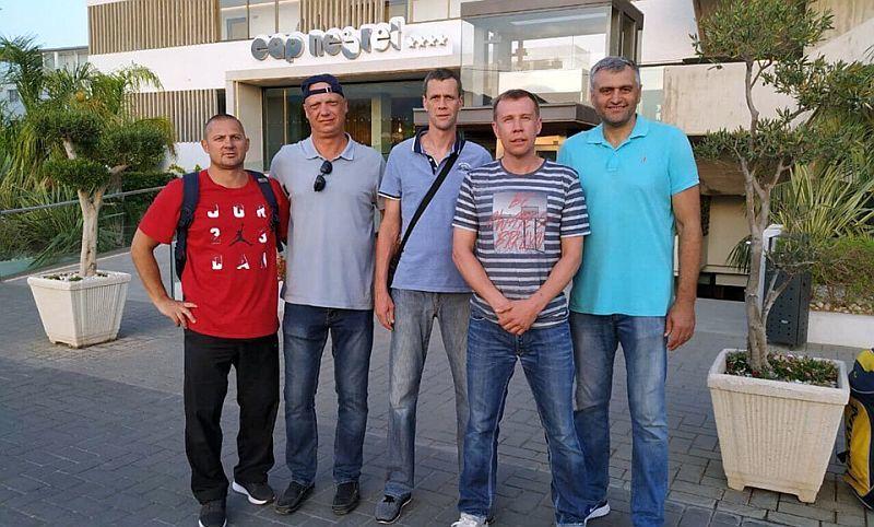 Українські ветерани зіграють на чемпіонаті світу