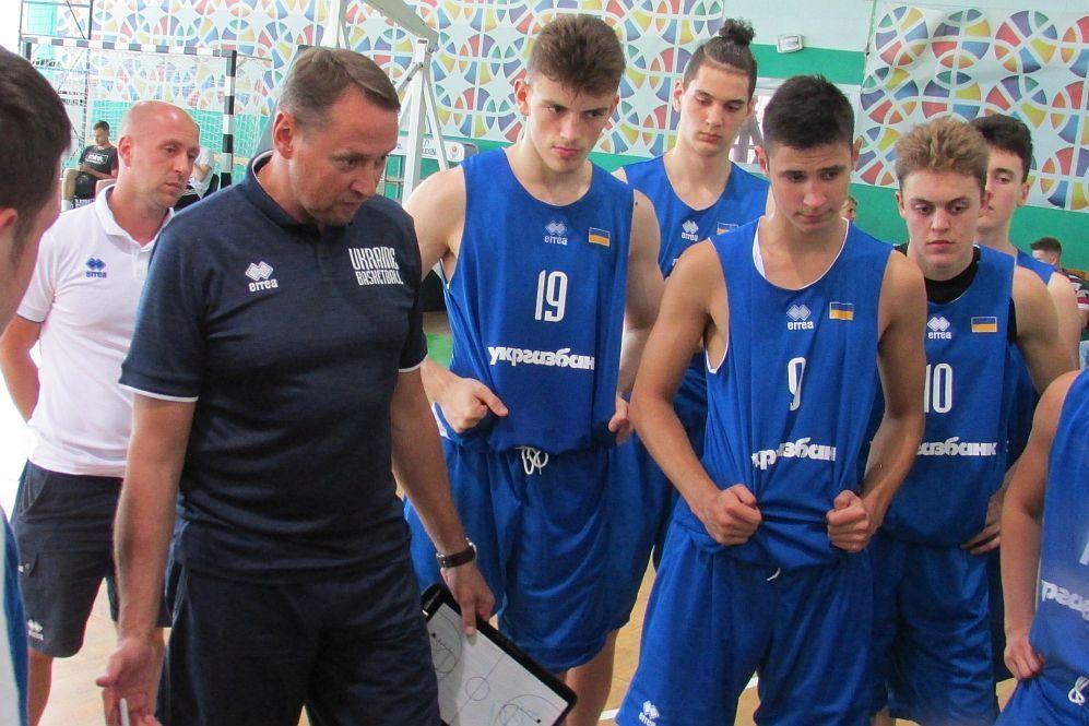 Україна U-16 – Італія U-16: відеотрансляція товариського матчу
