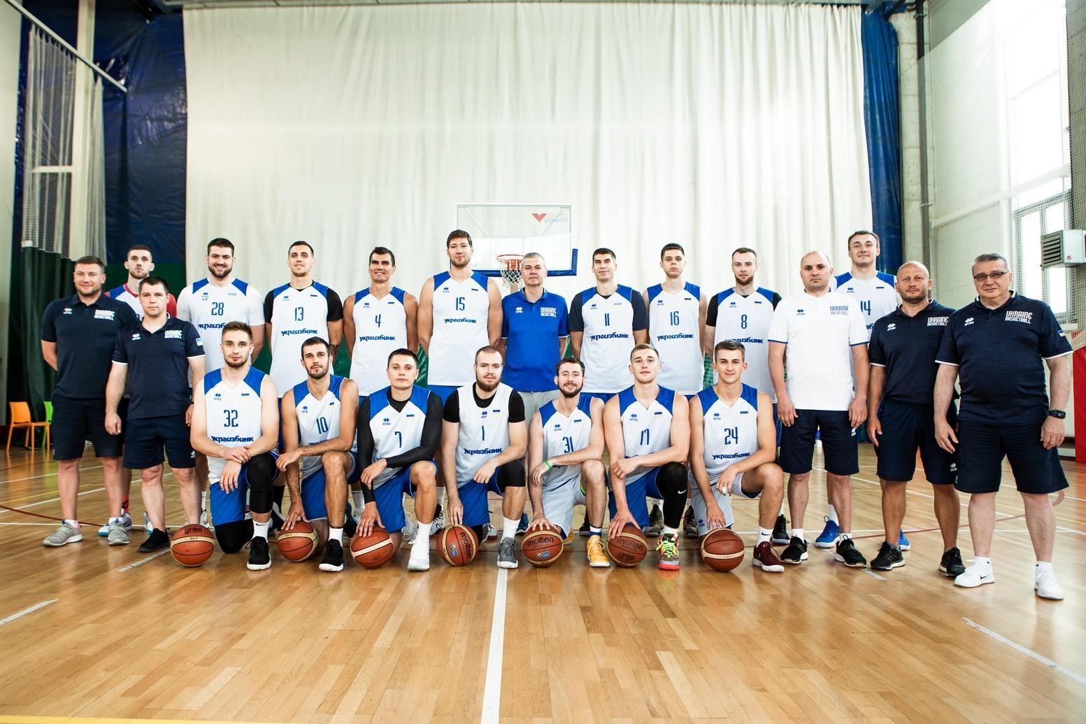 Національна чоловіча збірна України у товариському матчі перемогла Білорусь
