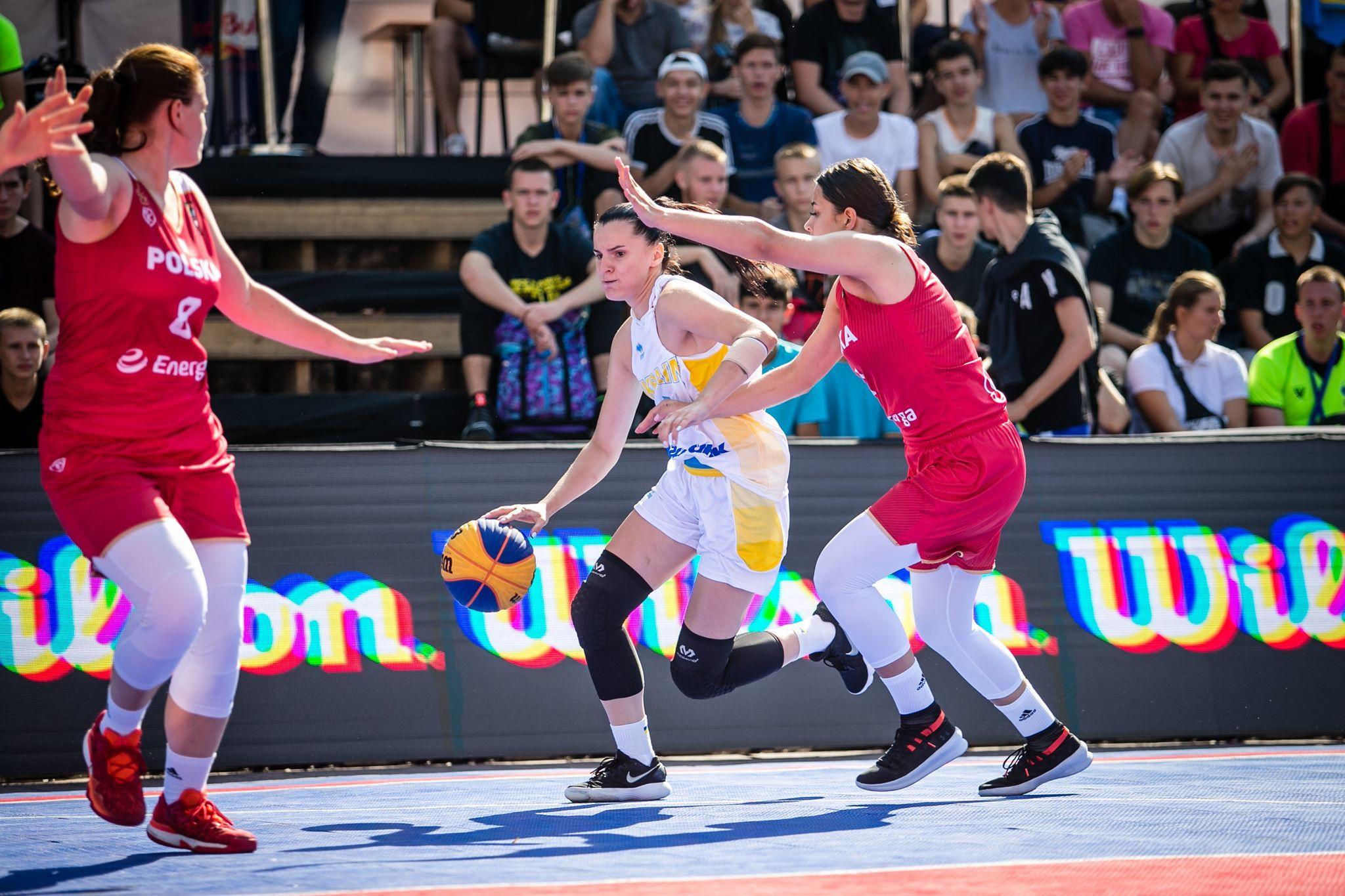 Жіноча збірна України програла в півфіналі етапу Ліги націй U-23