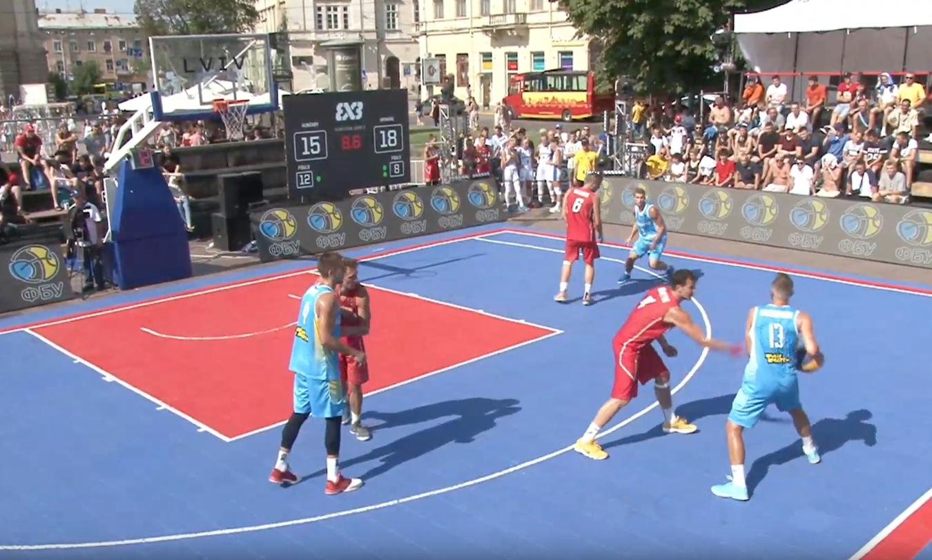 Чоловіча збірна України U-23 вийшла у фінал Ліги націй