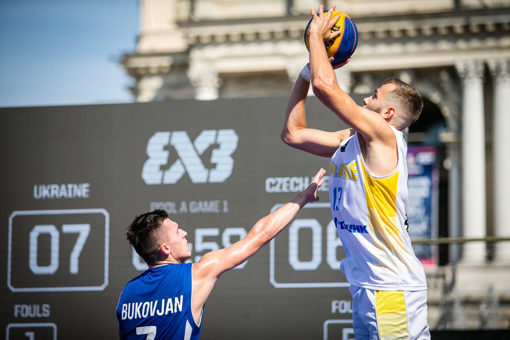 Чоловіча збірна України виграла другий етап Ліги націй U-23