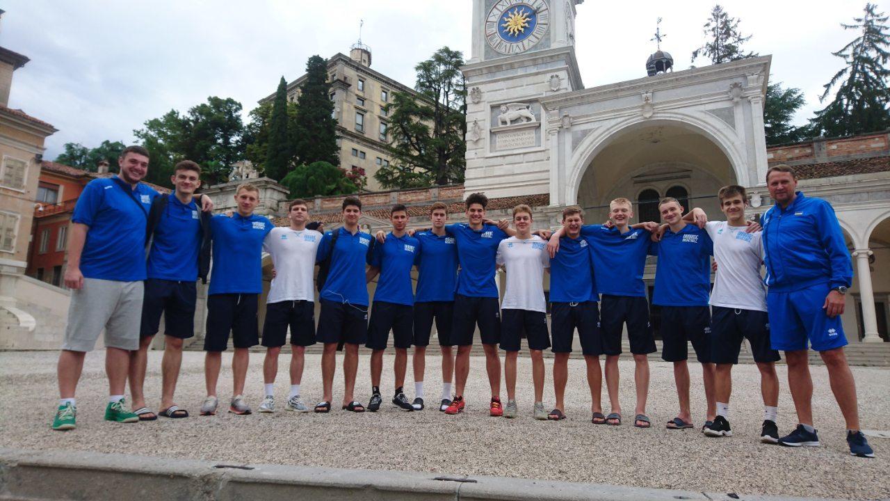 Збірна України U-16 завершила турнір в Італії поразкою від Словенії