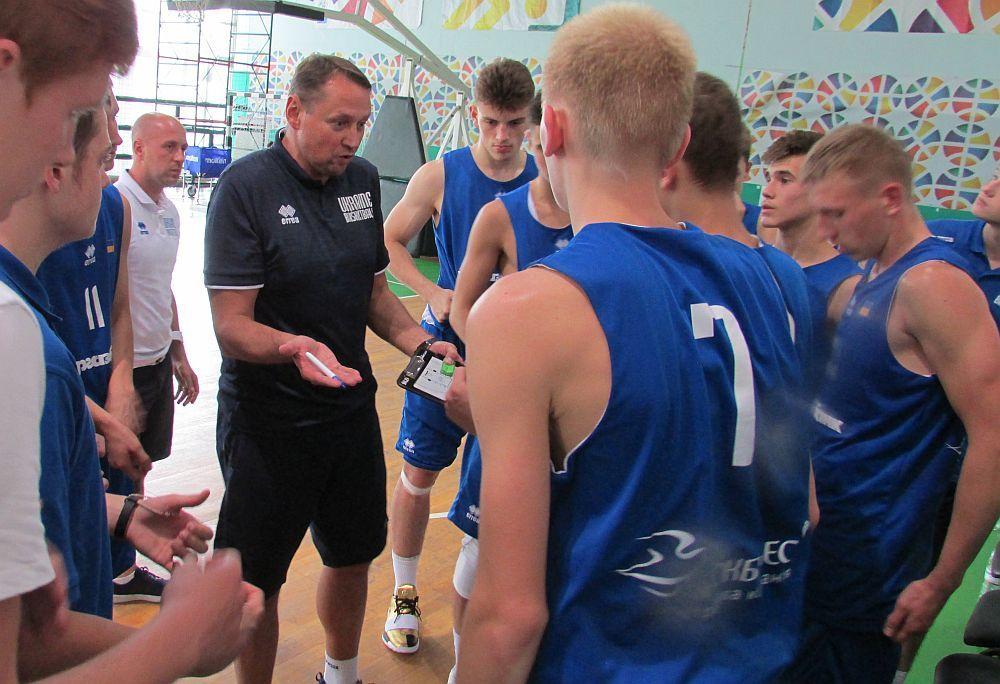 Андрій Харчинський: цією командою на чемпіонаті Європи гратимемо на результат