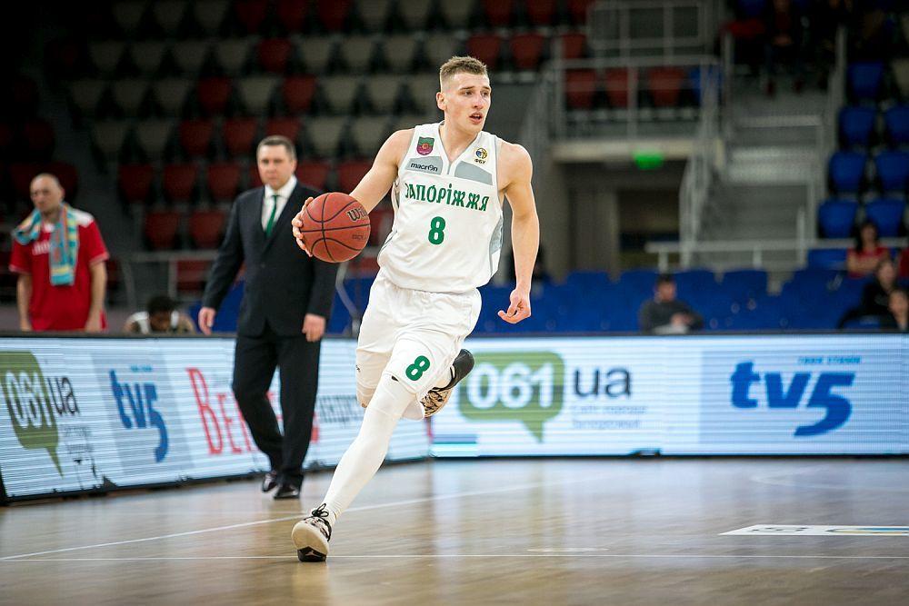 Юрій Кондраков став гравцем Київ-Баскета