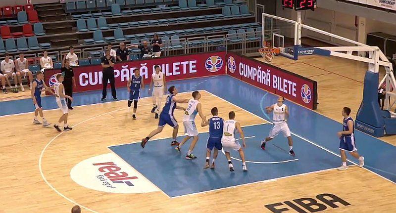 Збірна України U-18 перемогла в заключному матчі групи ЄвроБаскета