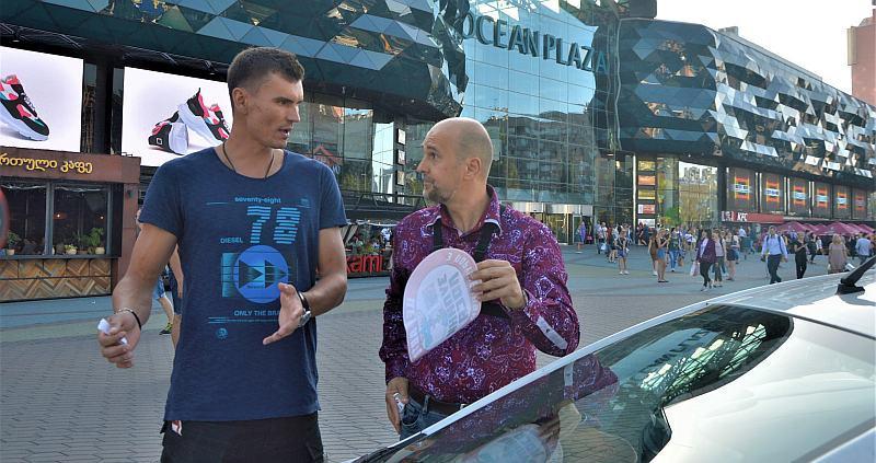 Форвард збірної України долучився до боротьби з порушниками ПДР