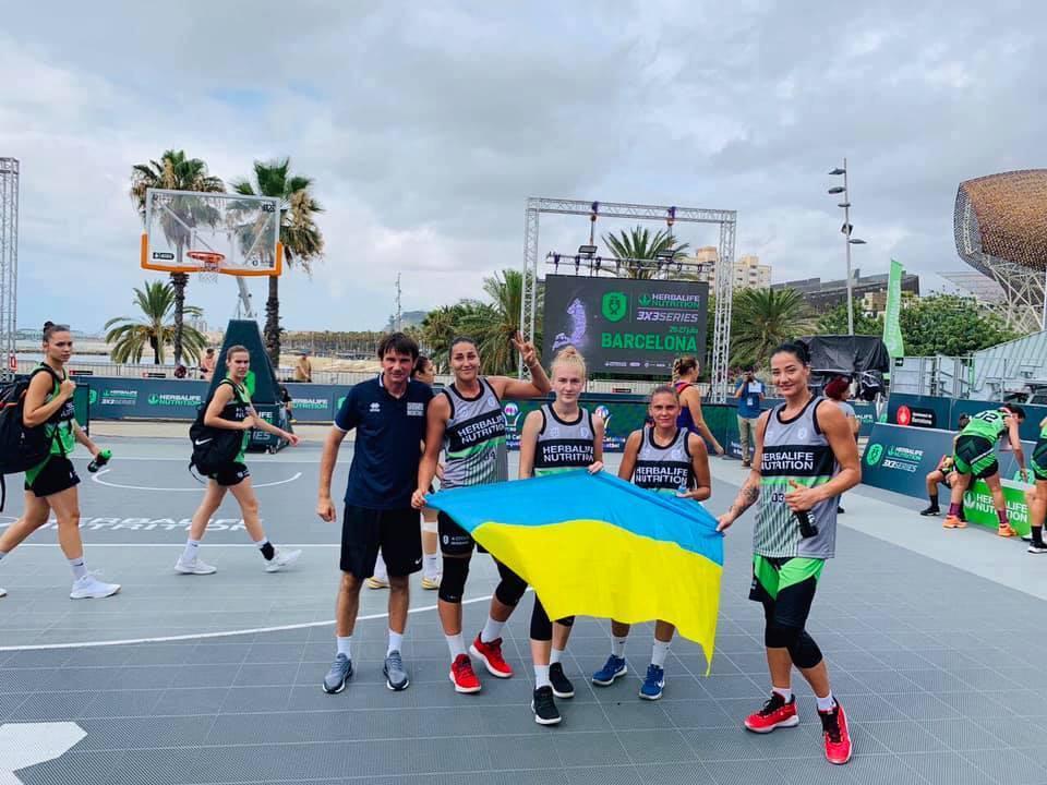 Українська команда у фіналі Європейської Універсіади: онлайн відеотрансляція