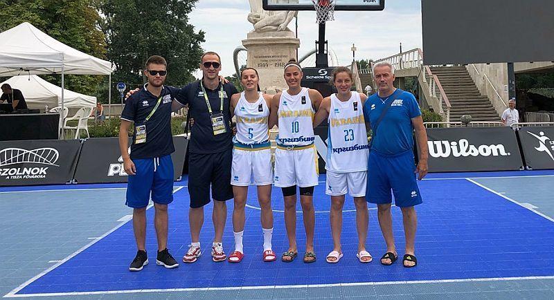 Жіноча збірна України завершила виступи на 4 етапі Ліги націй U-23