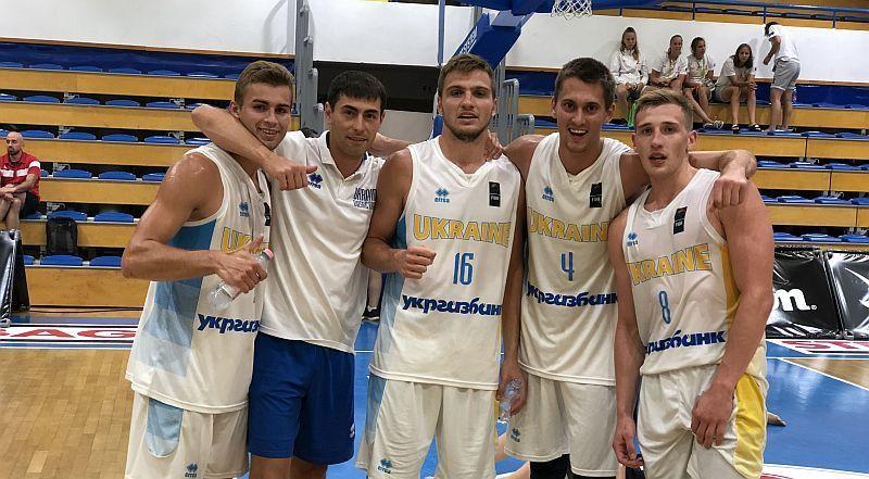 Чоловіча збірна України зіграє в фіналі 4 етапу Ліги націй U-23