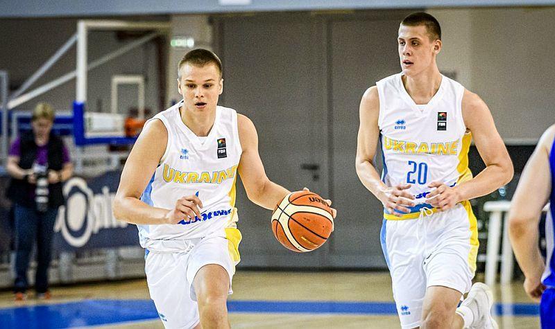 Збірна України U-18 перемогою звершила чемпіонат Європи