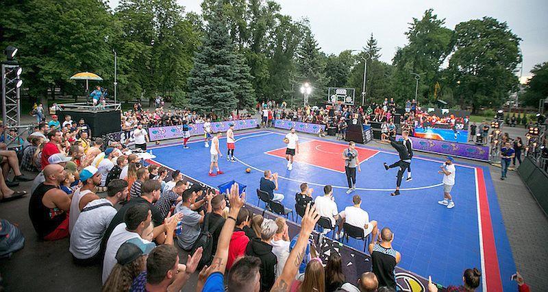 Україна піднялася в світовому рейтинзі ФІБА 3х3