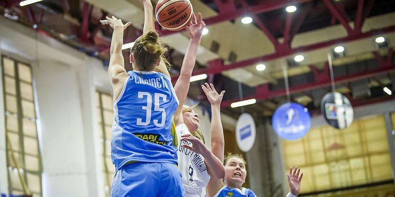 Жіноча молодіжна збірна України зіграє в класифікації чемпіонату Європи