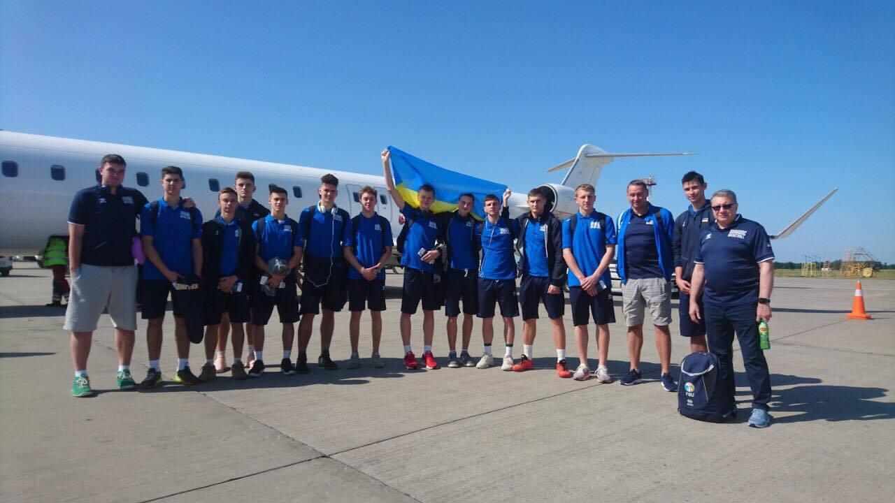 Чоловіча збірна України U-16 відправилася на Чемпіонат Європи у Чорногорію. Розклад, статситика та склад