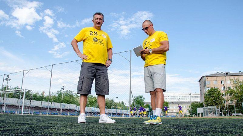 Володимир Журжій: Старий Луцьк опиратиметься на кістяк з місцевих гравців