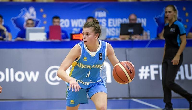 Жіноча збірна України U-20 зіграє перший матч класифікації чемпіонату Європи