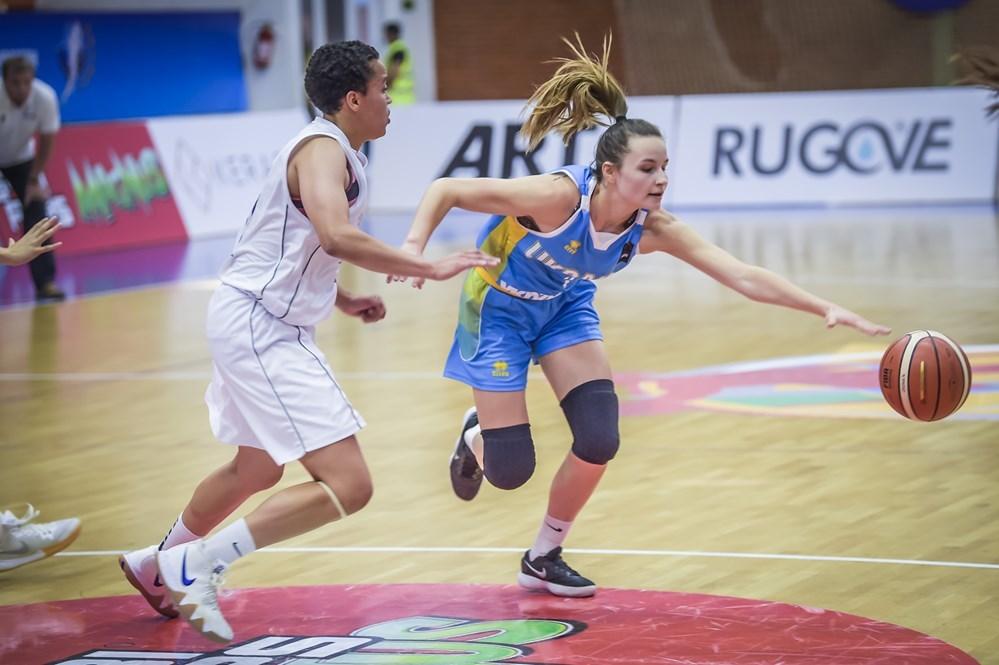 Жіноча збірна України U-20 розгромила Косово