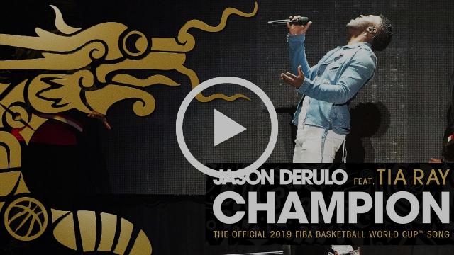 ФІБА презентувала офіційний гімн чемпіонату світу: відео
