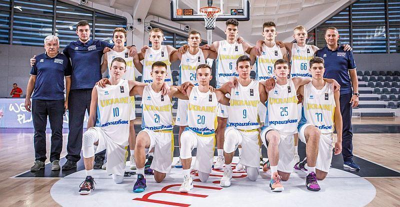 Збірна України U-16 зіграє проти Данії на чемпіонаті Європи