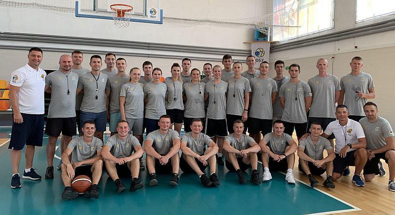 На Вінничині відбулися заняття Літнього суддівського табору: фотогалерея