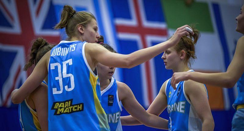 Жіноча збірна U-20 вдруге перемогла на чемпіонаті Європи