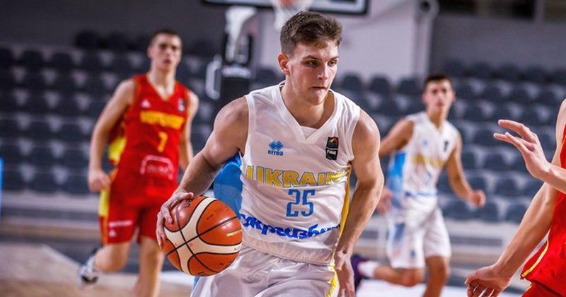 Україна остання в групі після двох матчів кадетського чемпіонату Європи U-16