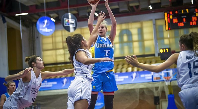 Українка Любінець стала однією з найкращих на чемпіонаті Європи