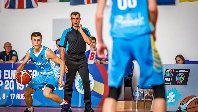 Україна – Білорусь: відео матчу чемпіонату Європи U-16