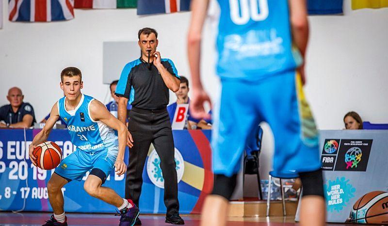 Чоловіча збірна U-16 зіграє проти Фінляндії в класифікації чемпіонату Європи