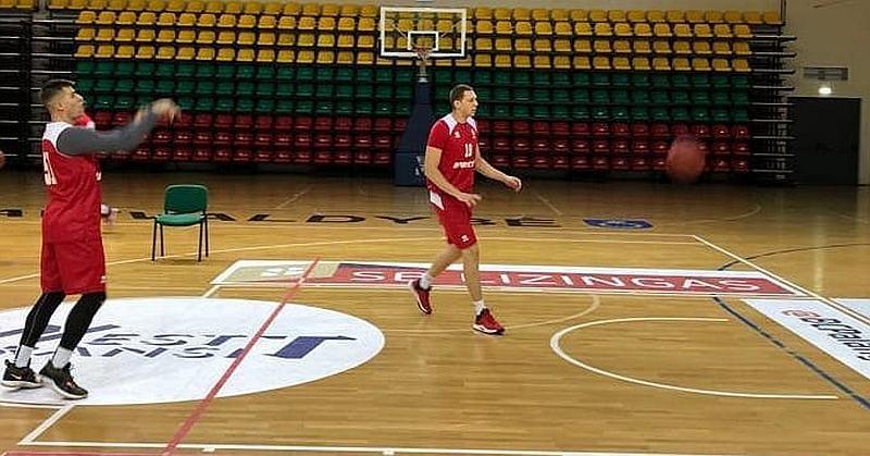 Новачок Суперліги Парі-Матч Прометей зіграє контрольні поєдинки в Литві