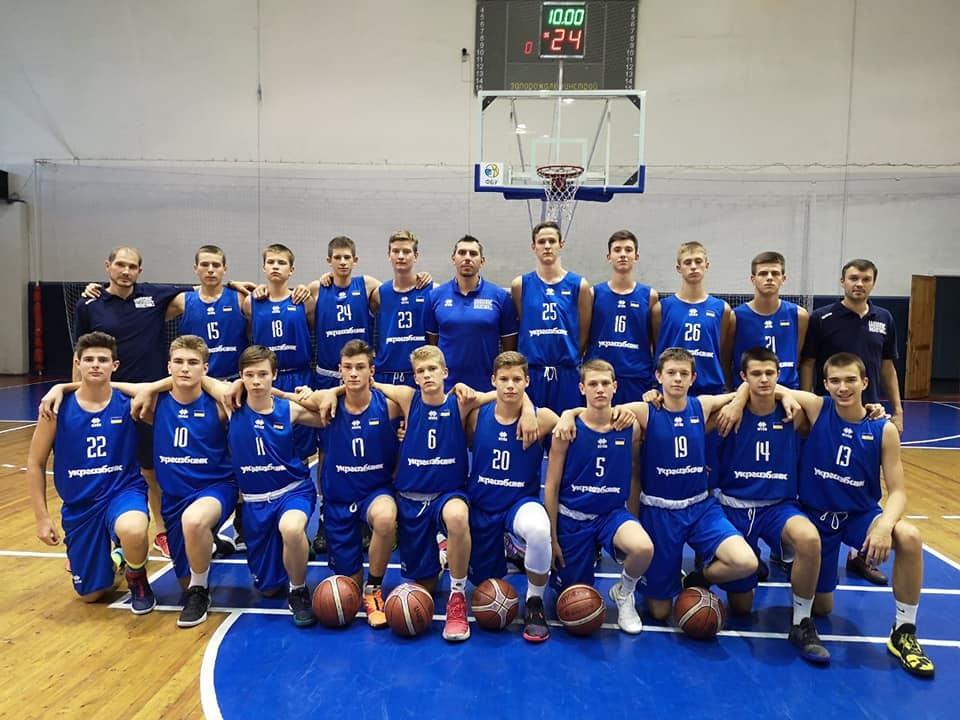 Збірна України U-15 перемогла у спарингу сербів