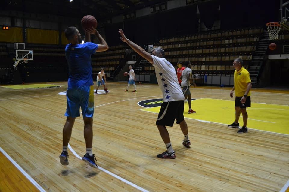 Київ-Баскет розпочав підготовку до сезону