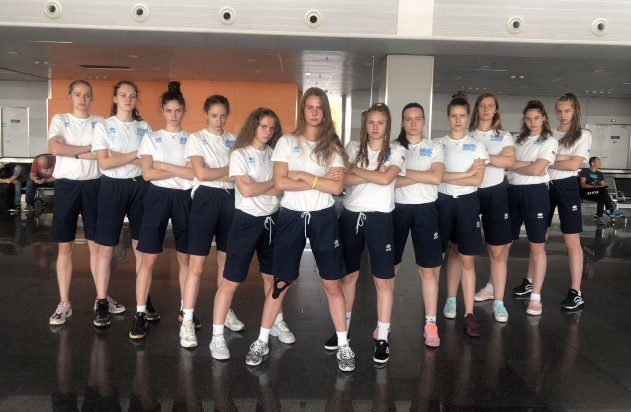 Жіноча збірна України U-16 поступилась Болгарії