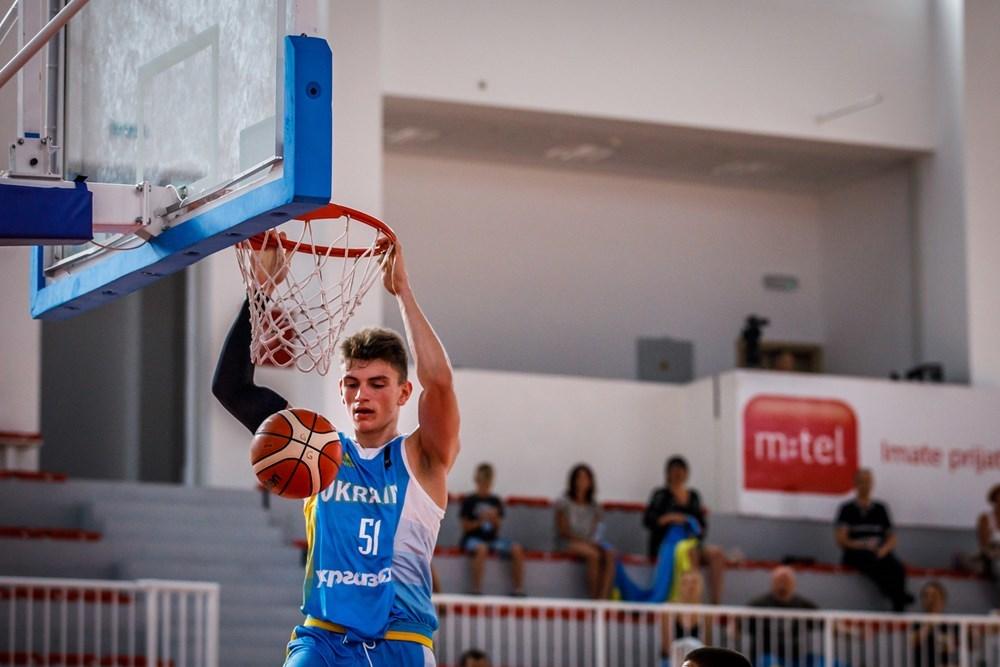 Збірна України U-16 зіграє останній матч на чемпіонаті Європи