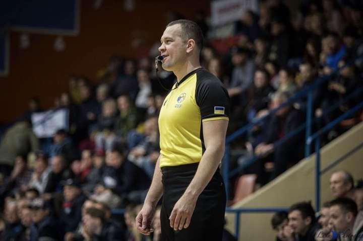 Офіційно: український арбітр Сергій Защук працюватиме на чемпіонаті світу-2019