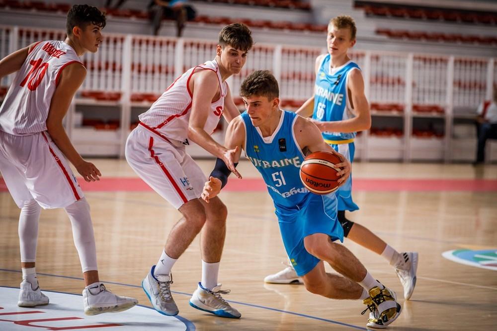 Україна розгромила Велику Британію та посіла 9 місце на чемпіонаті Єввропи U-16