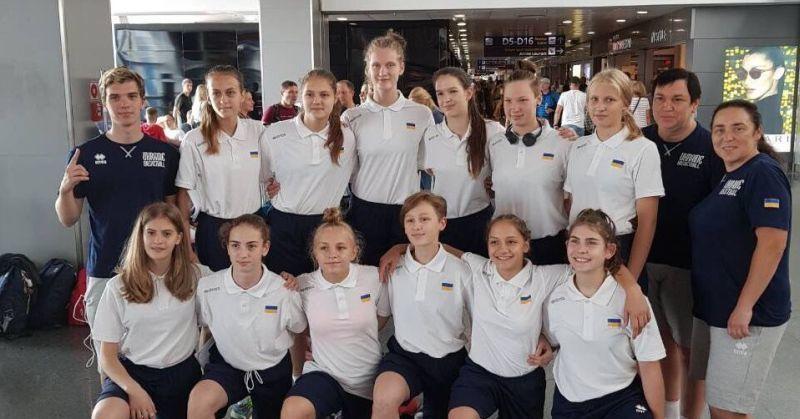 Жіноча збірна України U-14 програла Латвії на турнірі в Словенії