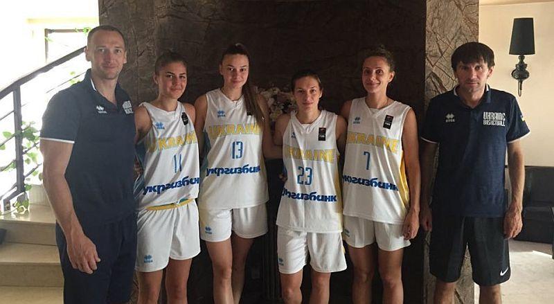 Збірна України U-23 виступила на турнірі 3х3 в Бухаресті
