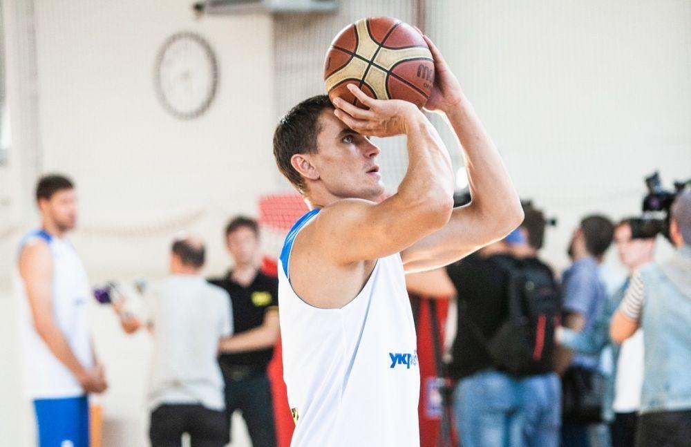 Максим Пустозвонов став гравцем Київ-Баскета