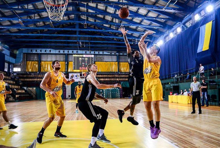 Київ-Баскет і Черкаські Мавпи зіграють спаринги у столиці