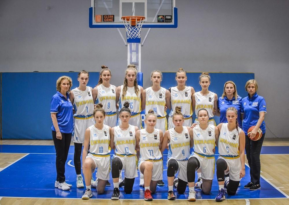 Жіноча збірна України U-16 взяла реванш у Болгарії та посіла 7 місце на Євробаскеті