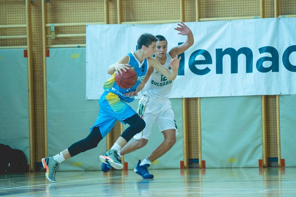 Збірна України U-14 зіграла в нічию з Болгарією