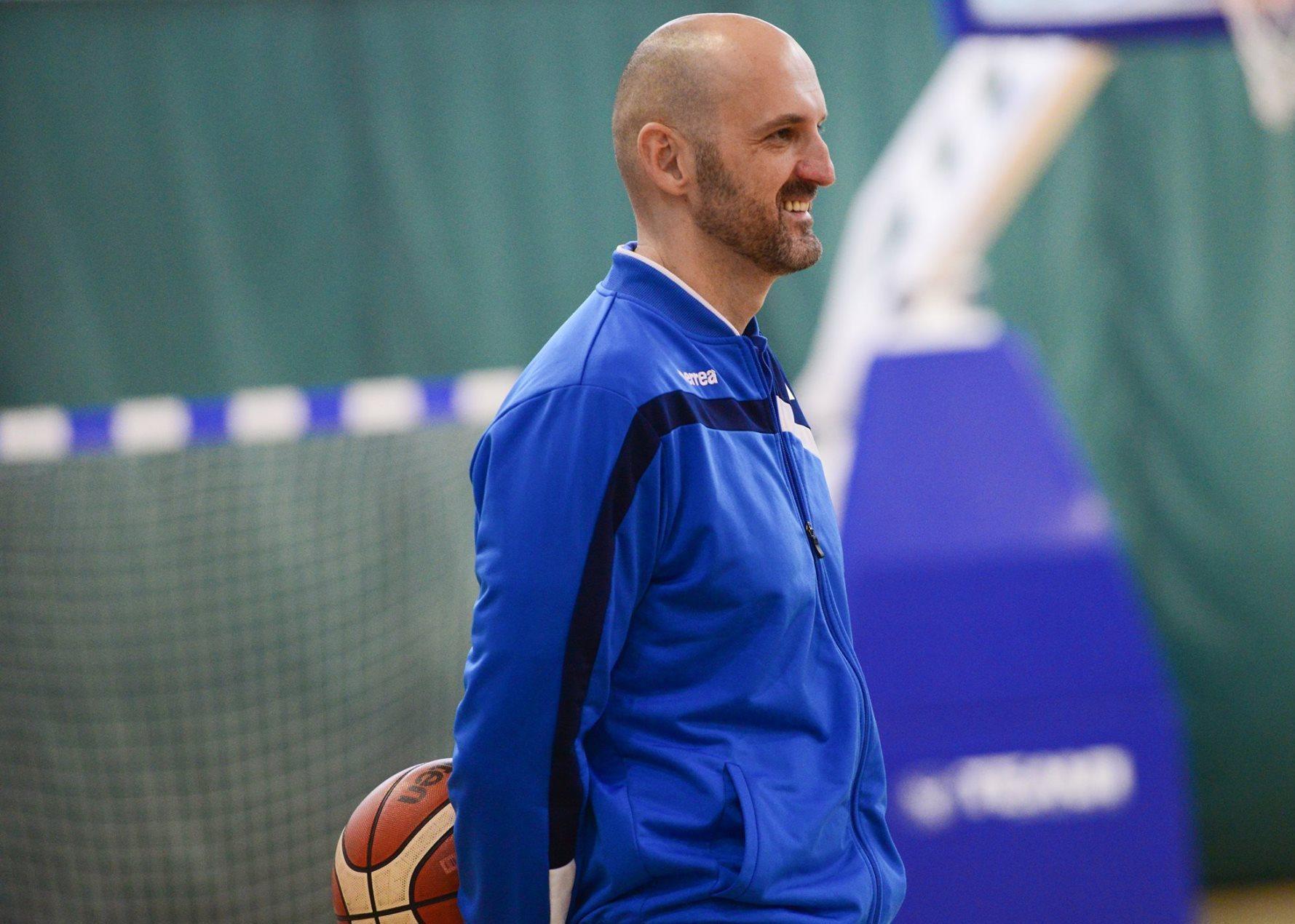 Срджан Радулович – виконуючий обов'язки головного тренера жіночої збірної України