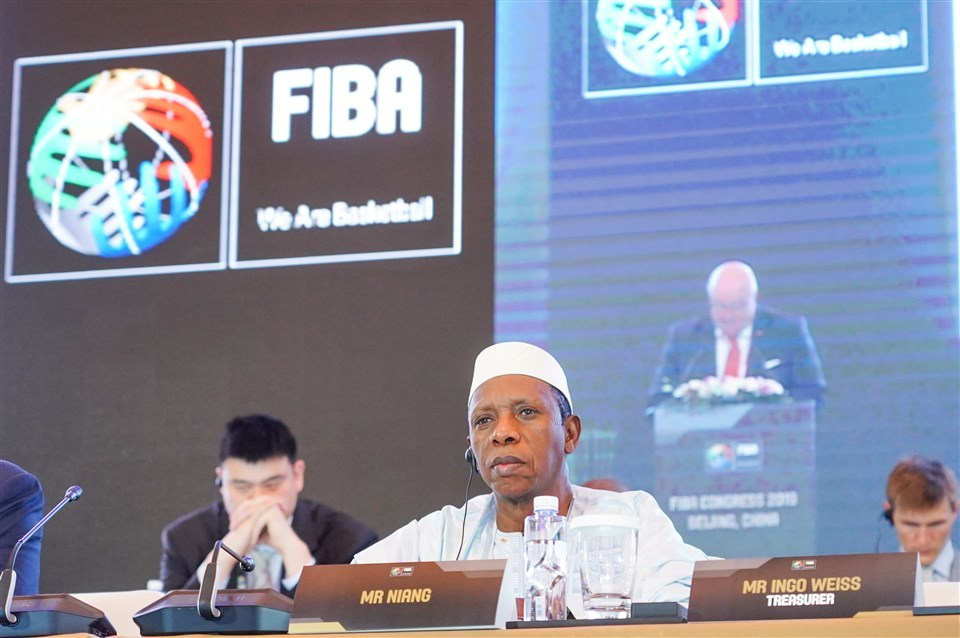 Обрано нового президента FIBA