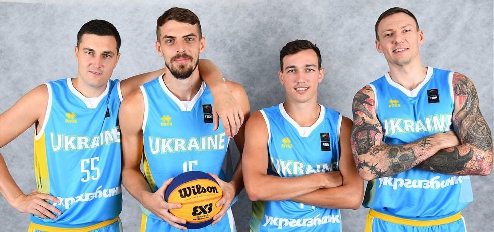 Збірна України 3х3 поступилась Іспанії на старті чемпіонату Європи