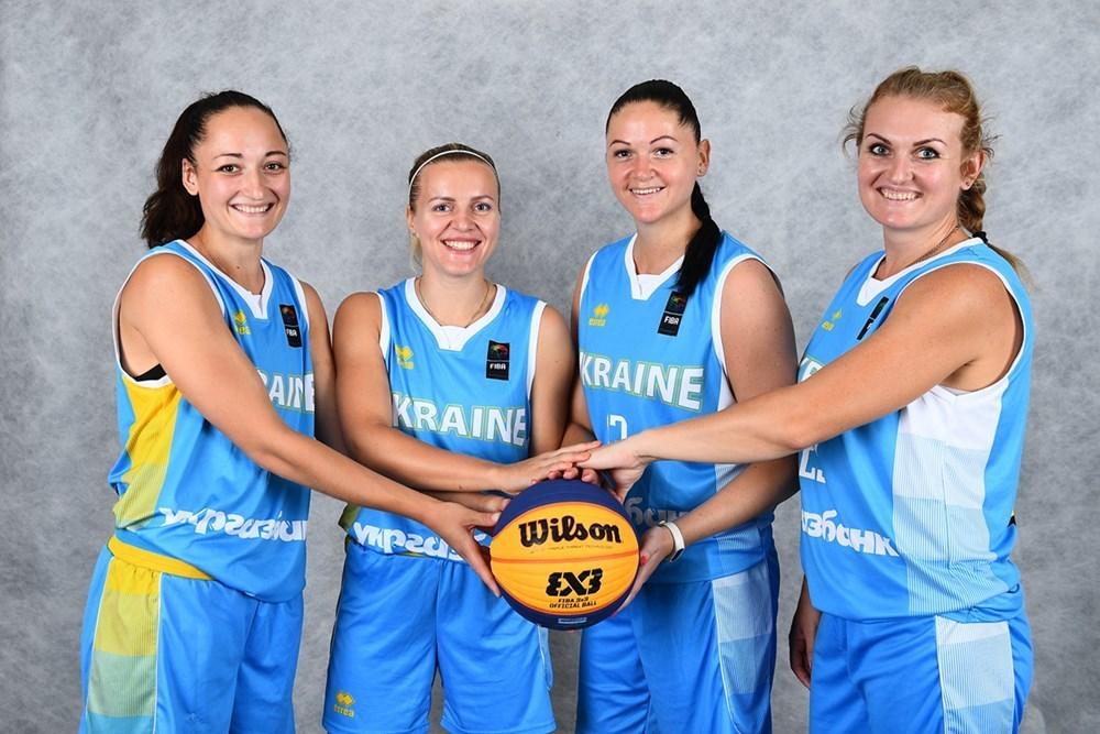 Жіноча збірна України 3х3 стартує на чемпіонаті Європи: розклад матчів та відеотрансляція