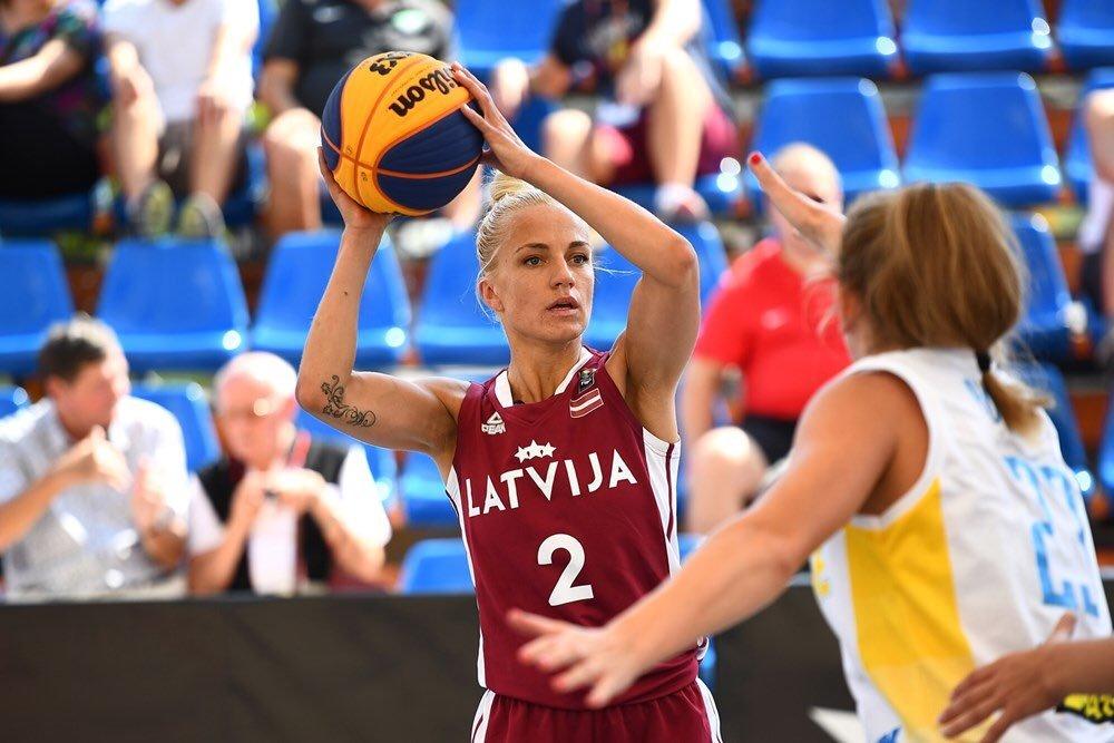 Жіноча збірна України зупинилася в 1/4 чемпіонату Європи 3х3