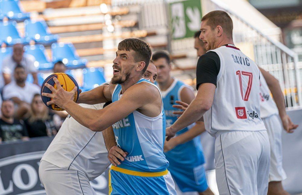 Чоловіча збірна України поступилася Сербії у чвертьфіналі чемпіонату Європи