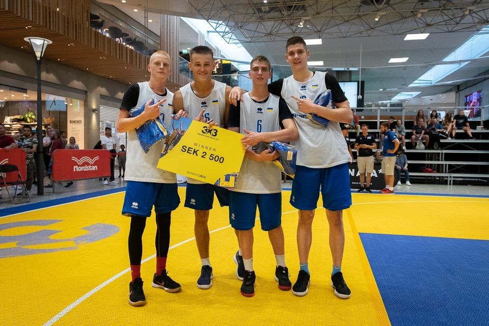 Українці перемагають на турнірі у Гетеборзі